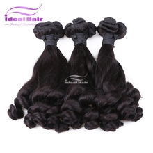 Maintain style long time funmi hair double drawn no shedding high quality