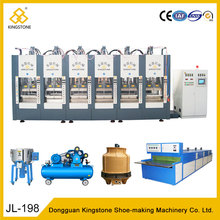 Kingstone EVA Foam Shoes Injection Moulding/Molding Machine