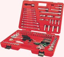 120 pieces combined kit tools and mechanical tool kits