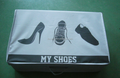 Non-woven Multifunctional folding underbed shoes storage box