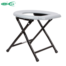 Basic Lightweight Toilet Commode Chair