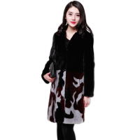 ladies mink fur clothing