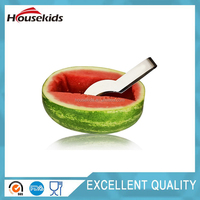 2016 wholesale fruit corer peeler stainless steel watermelon slicer and saver
