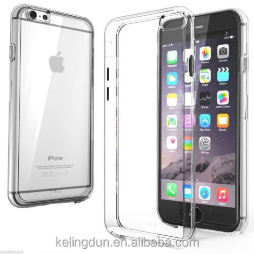 Ultrathin Soft TPU Transparent Case For iPhone 7 7Plus