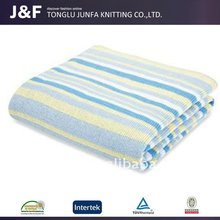 Absorbency to skin new design China cotton hospital bed sheet blanket