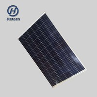 High quality poly 265w pv solar panel module price per watt with good price