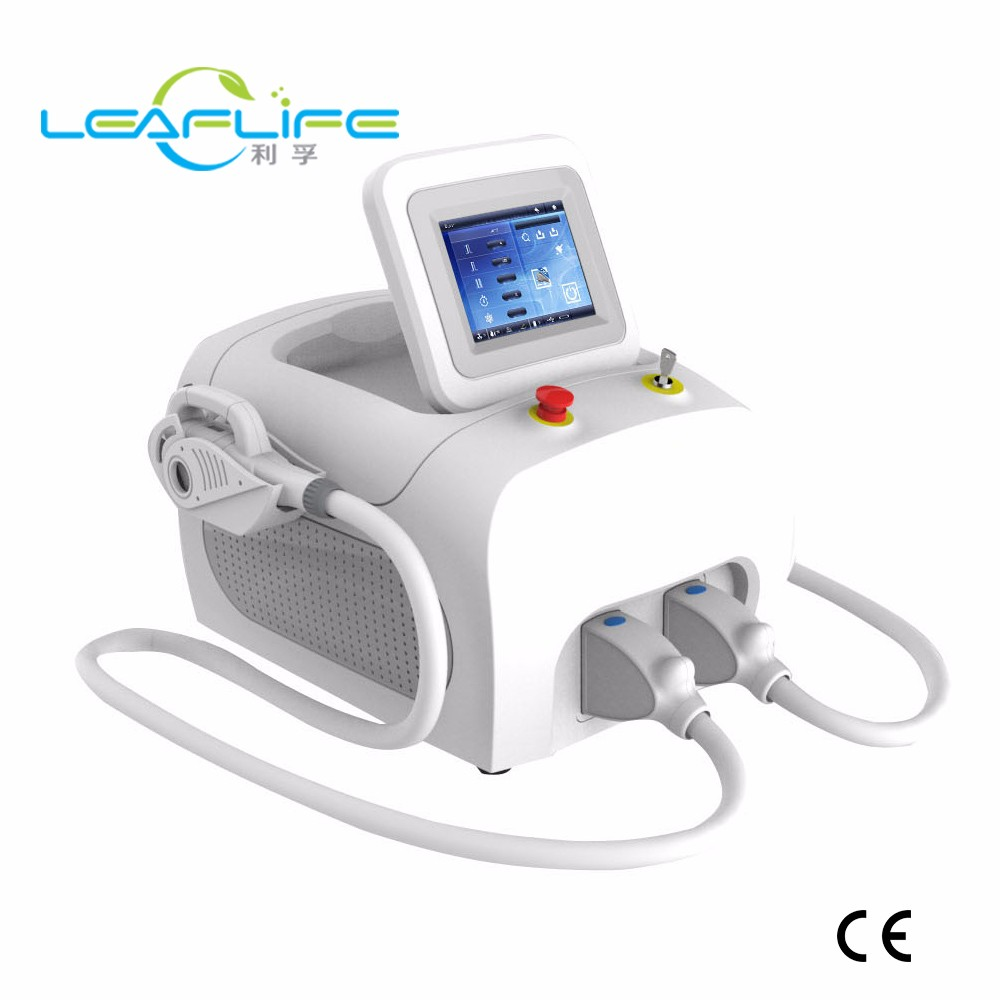 Multi function skin care elight ipl beauty machine with CE