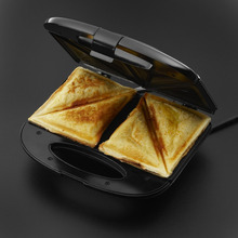 S206 Ningbo Tianzuo 750W sandwich toaster 2 slices electric bread toaster