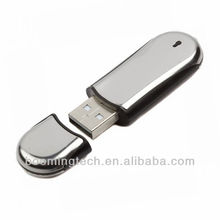 Round Metal USB flash memory 32gb