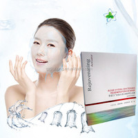 Top selling rose hydrating whitening best facial ice mask