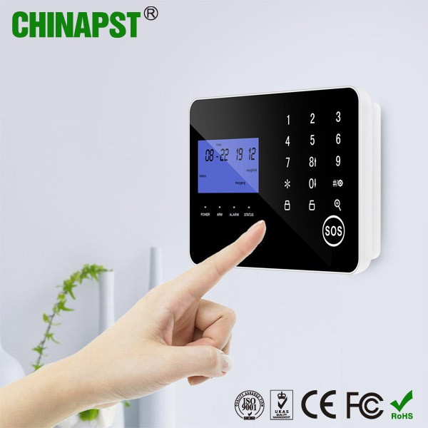 2016 Best China Factory Wireless GSM/PSTN dual network security burglarproof home burglar alarm system PST-PG994CQT