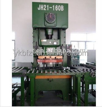 stagger blanking steel drum making machine or production line