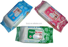 cheap OEM best quality Manufacturer Baby wet Wipes in bales