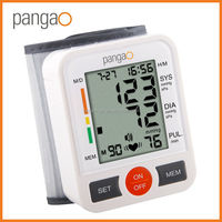 pangao health kit new generation portable heart rate detection wrist blood pressure monitor