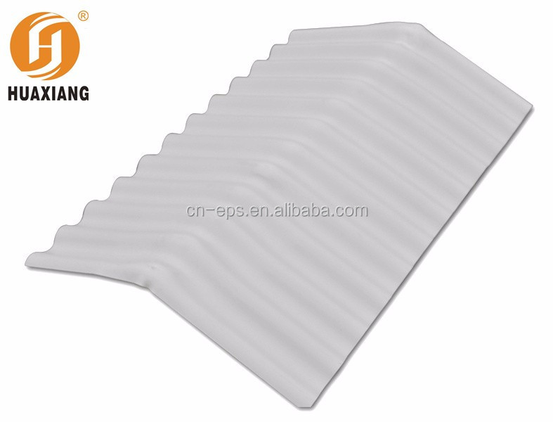 Roof Material CE Certificate shingle mixed color asa+pvc coated roof tile/Plastic Sheet/Tile Roof