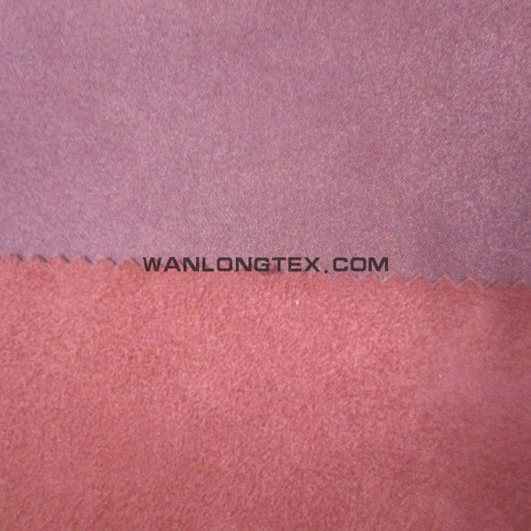 200gsm high weight weft suede fabric double weft suede fabric <strong>thick</strong> micro-suede
