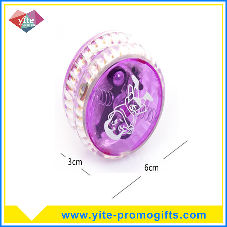 Cheap promotional plastic retractable kids YOYO Ball