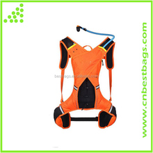camelback cycling hiking bag pack, custom running hydration pack with TPU water bladder