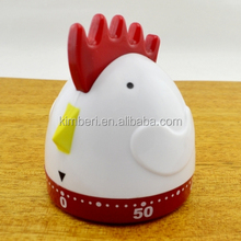 ABS plastic animal shape kitchen timer