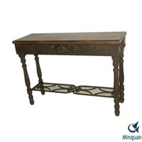Foyer furniture entryway console table