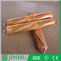 High and low temperature resistant polyurethane ge pu sealant for car and bus sheet body