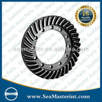 High quality Crown wheel and pinion for MITSUBISHI (F) CANTER 6*37