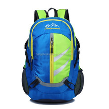 Custom Polyester Hiking Traveling Wholesale Backpack