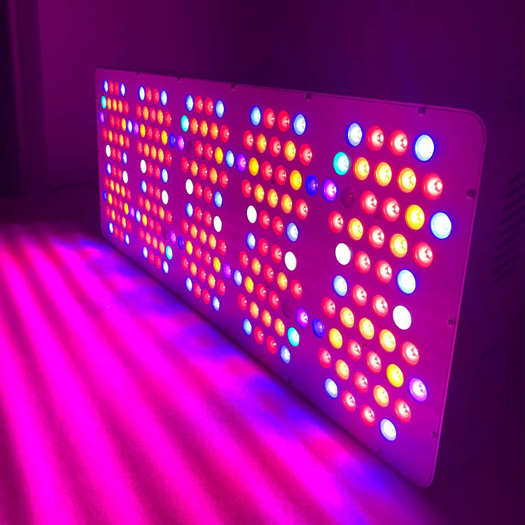 Full Spectrum 600watt Led Grow Light Enclosure Height Above Plants