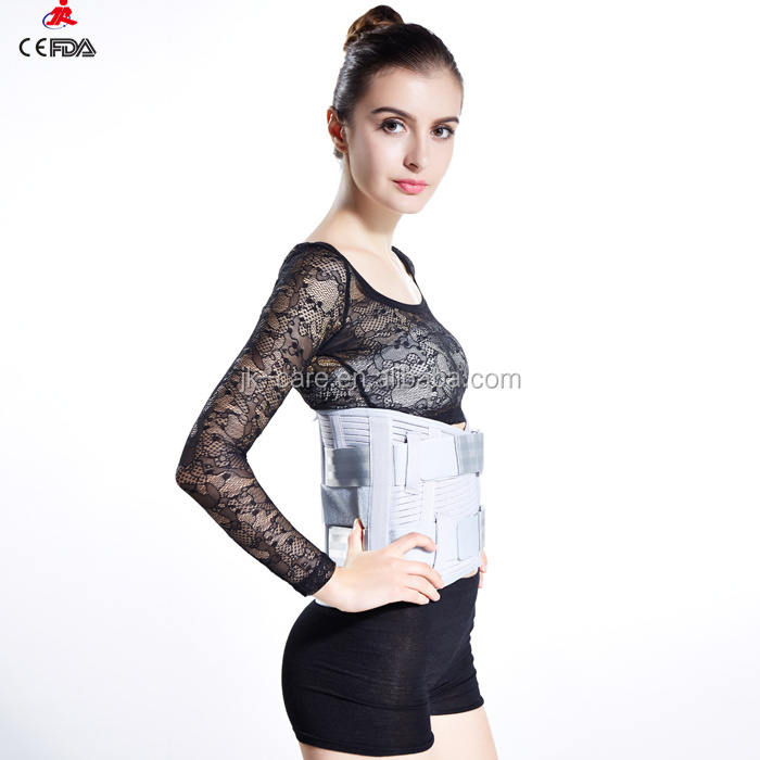 best slimming equipment hot slim belt body wraps waist support brace / trimmer