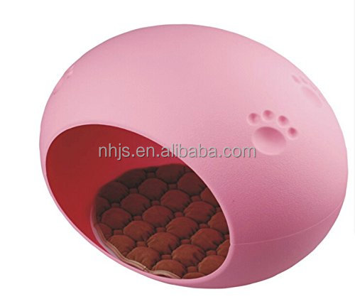 Egg Pet House For Cats and Little Dogs Pet Beds & plastic dog house