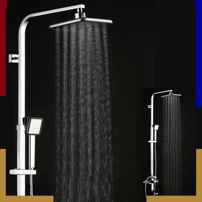 Cixi Qianyao water saving bath rug shower curtain set