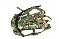 Outdoor water supply backpack/camoulage water bag / military drinking bag