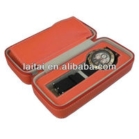 2013 new zipper bag watch boxes in china TG1W-O