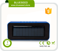 2016 Newest bluetooth solar powered wireless outdoor bluetooth speakers