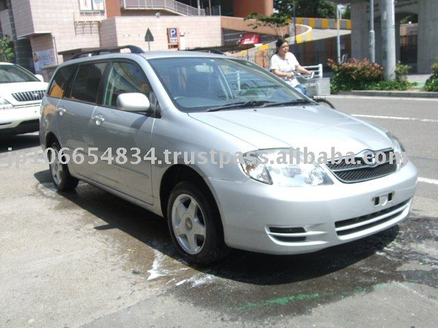 TOYOTA COROLLA FIELDER 2003YEAR/MAY