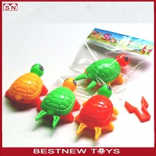Shantou manufacturer plastic cheap small animal promotion toy