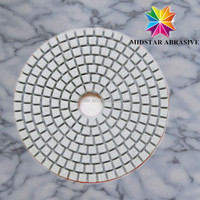 Midstar dry diamond hand polishing pads