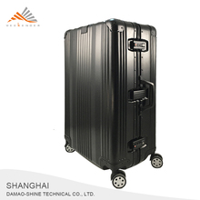Carry-On Aluminium Frame Hard Shell Luggage Trolley Case