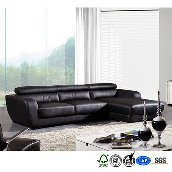 Elite marble synthetic pu sectional sofa