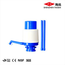 Small Inline Hand Pressure Chilled Water Pump Use for Rechargeable Water Tank
