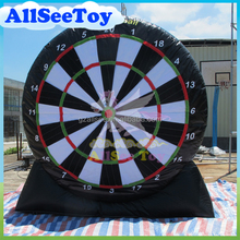 Free Shipping Hot Selling Inflatable Foot Darts for Sale,Inflatable Football Dartboard, Inflatable soccer game