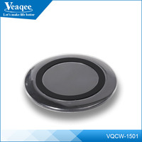 Veaqee qi universal mobile wireless power bank charger