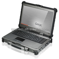 Getac X500 15.6 inch full rugged laptop Notebook military computer Intel Core I7 500GB with win7 system
