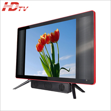15 inch high definition small size flat screen K-base bottom speaker sound lcd tv