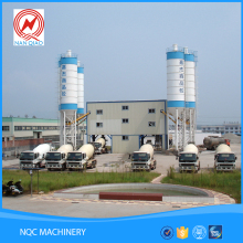 Ready-mixed concrete batching plant , small concrete mixing machine