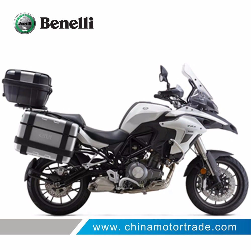 Brand New Benelli Motorcycles TRK 502 Adventure Chinamotortrade