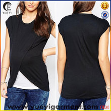 maternity wear pregnancy clothes nursing top