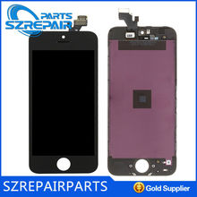 Top 1! factory directly sale brand new for iPhone 5 Lcd replacement, full original for iPhone 5 Lcd replacement with digitizer