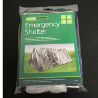 RM-ET01 Lightweight PET film tent portable emergency shelter
