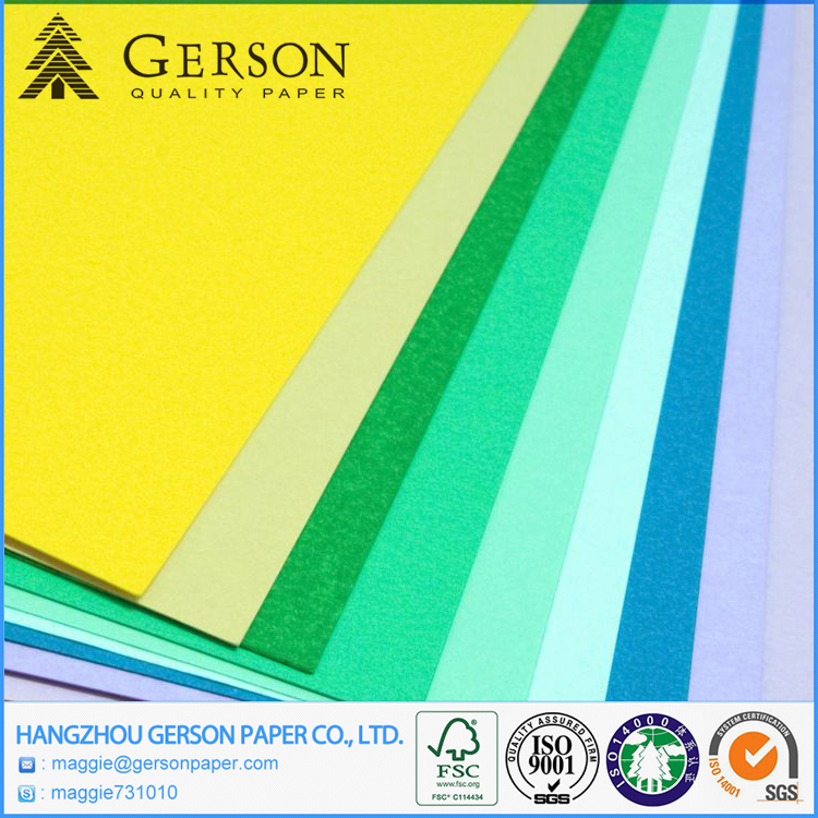 A4 Color Paper/White And Color Offset Paper For Printing